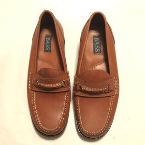 Bass Martina Women's Brown Loafer Shoes Size 8 M